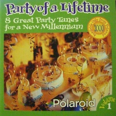 Party Of A Lifetime -  - EACH CD $2 BUY AT LEAST 4  -