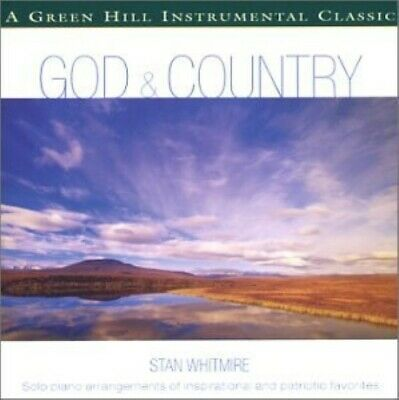 God & Country - Whitmire, Stan - EACH CD $2 BUY AT LEAST 4 2008-11-25 - CD Baby