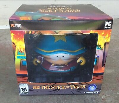 """South Park The Stick of Truth Grand Wizard Edition Cartman Figure 6"""""""