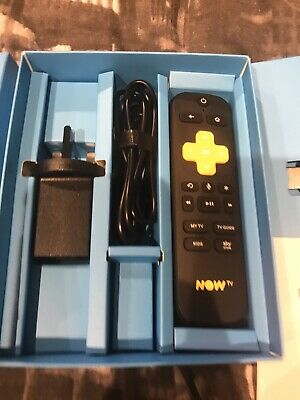 NOW TV Smart Stick HD streamer latest model sports voice search nowtv movies