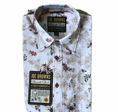 Brand New Joe Browns Men/'s Pop Of Henley Acid Wash Khaki Top RRP £30 Sizes S-XXL