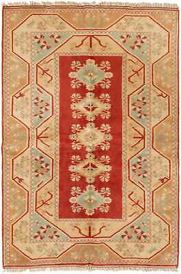 "Hand-knotted Turkish 5'3"" x 7'11"" Melis Wool Rug...DISCOUNTED!"