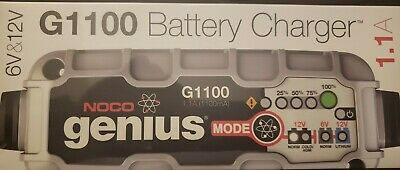 Noco Genius Mode G1100 Battery Charger