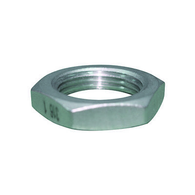 Stainless Steel BSP Threaded Lock Nut