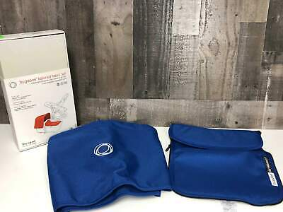 Bugaboo Cameleon 2 In 1 Tailored Fabric Set, Royal Blue