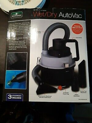Wet/Dry Auto Vac Meridian Point