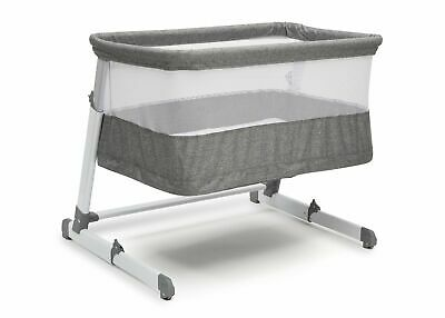 Simmons Kids® Room2Grow Convertible Bassinet to Sleeper - Height Adjustable