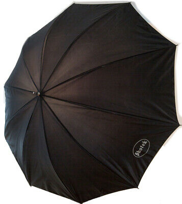 "Photek 46"" umbrella, white pearl, 7mm removable shaft shaft"