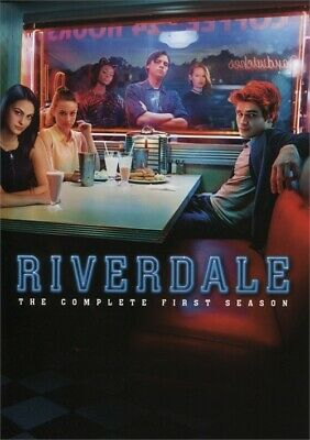 Riverdale: The Complete First Season (DVD 2017)