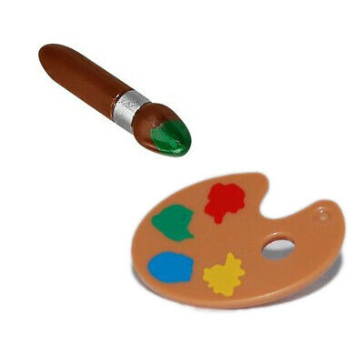 Paint Brush NEW LEGO Palette x5-10243 70751 Figure Accessory Artist