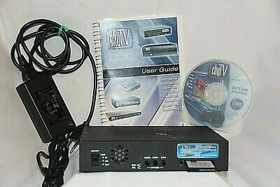 Chyron ChyTV Video Graphics System