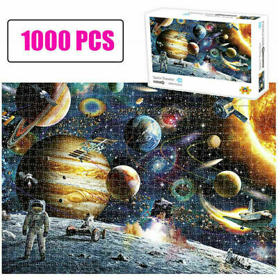 1000Pieces Jigsaw Puzzles Educational Toys Space Stars Educational Puzzle Toy EL
