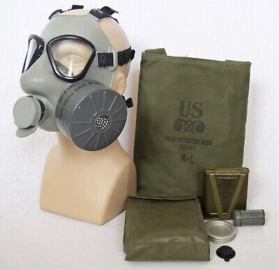 M9 US Army Issue Gas Mask