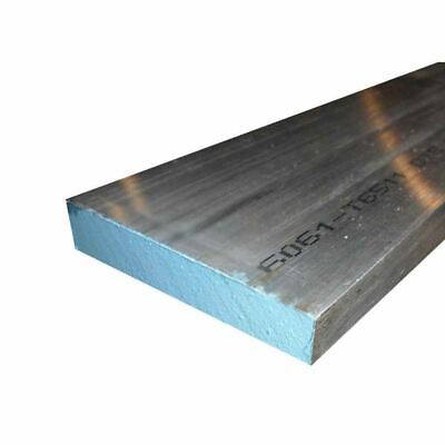 "6061 Aluminum Rectangle Bar, 1"" x 5"" x 48"""