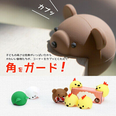Cute Animal Baby Safety Table Edge Corner Protector Guard