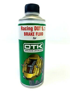 Go Kart TonyKart / OTK Racing Brake Fluid Dot 5.1 - 500Ml Rotax / X30 / Cadet