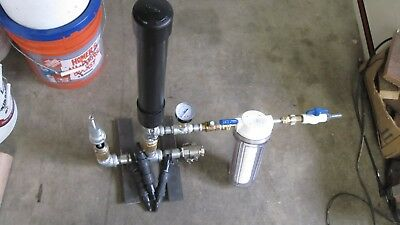 "1"" Hydraulic Ram Hydram shtf Water Pump Homestead, Off Grid, Remote"