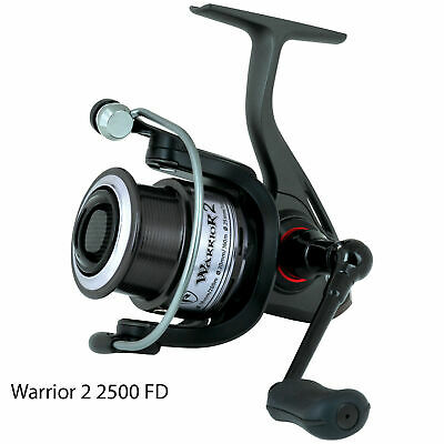 Fox Rage Angelrute Spinnrute Warrior 2 Spin 2,40m 15-50g 2 Teile
