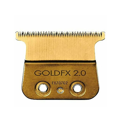 BaByliss PRO Replacement Gold Skeleton T-Blade FX707G2 Deep Tooth