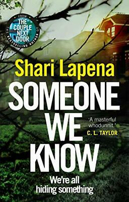 Someone We Know New Paperback Book