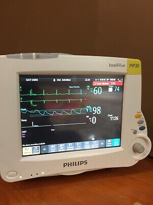 Philips MP30 IntelliVue Color Patient Monitor