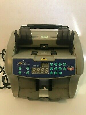 Royal Sovereign RBC-1003 Cash Counter