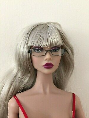 5 Transparent Glasses for FR Fashion Royalty Poppy Parker Barbie Silkstone doll