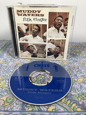 Folk Singer [Remaster] by Muddy Waters (CD, Apr-2000, Chess (USA))