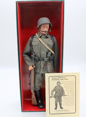 Cotswold Elite Brigade WWII German Mountain Boots Painted Details