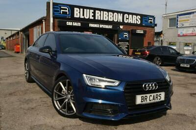 """2016 66 Audi A4 2.0 Tdi S Line 4D 148 Black Edition Looks/Styling, 19""""Rs4 Alloys"""