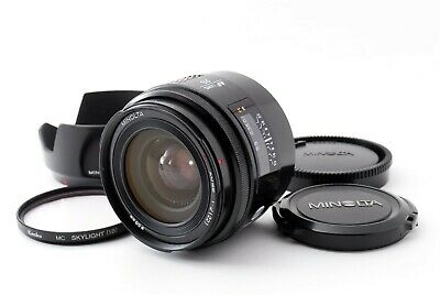 Minolta AF 28mm F/2 F/2.0 Prime Lens for Sony Minolta A-mount #36