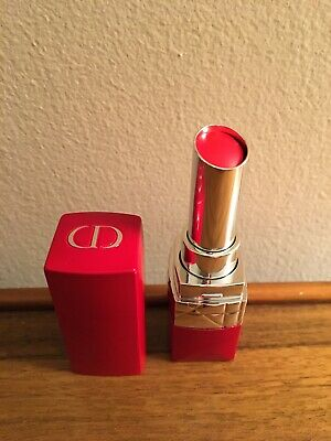 Dior Ultra Rouge 777 ULTRA STAR 3.2g Full Size Ultra Pigmented Lipstick NWOB