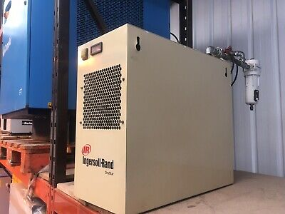 Compressed Air Dryer 60cfm Single Phase With Filters