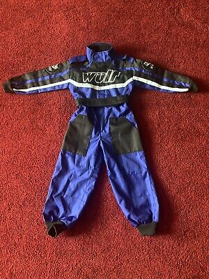 Wulfsport kids suit