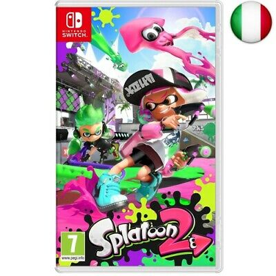 Splatoon 2 - Nintendo Switch (Nintendo Switch, Standard)