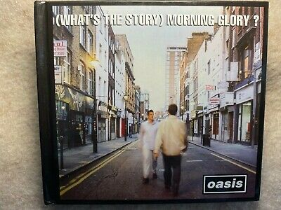 Oasis - What's the Story Morning Glory - Deluxe - 3 CD - 2014 - Big Brother