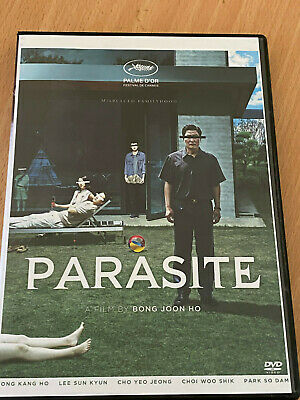 Parasite - DVD - Fast Dispatch