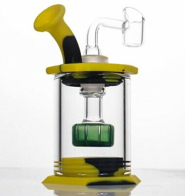 Dab Oil & Wax Rig With Quartz Banger - Factory Direct - Free Shipping (5 Weeks)