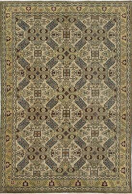 "Hand-knotted Turkish 6'4"" x 9'6"" Keisari Wool Rug...DISCOUNTED!"