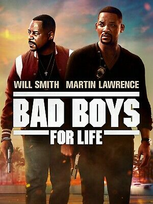 **Read Details** Bad Boys For Life HDD Movie Code