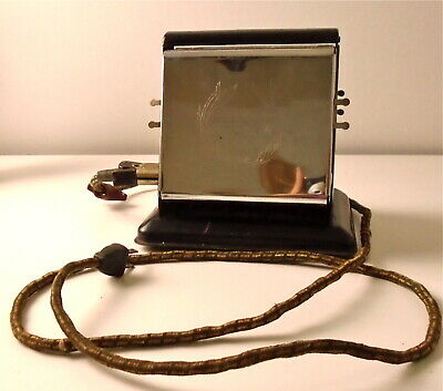 Vintage Dominion Electrical Toaster Model 1104