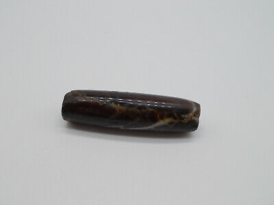 ~ Pre-Columbian ~  Tairona ~  Tapered Jasper Bead ~ Collectilble ~  Reduced