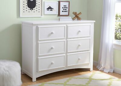 Delta Children Summit 6 Drawer Dresser