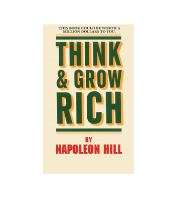 Think and Grow Rich by Napoleon Hill  COMBO P.D.F ✅ AUDIOBOOK ✅ FAST DELIVERY