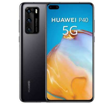 "Huawei P40 5G 128 Gb Rom 8 Gb Ram Display 6.1"" Full Hd Dual Sim Black"