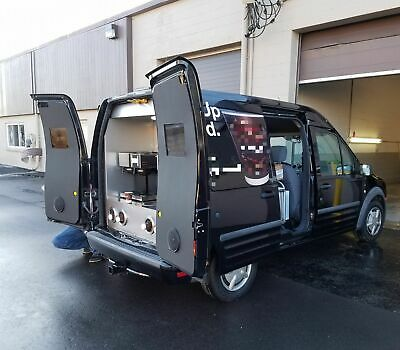 Ready for Action 2010 Ford Sprinter Coffee Truck / Used Mobile Cafe for Sale in