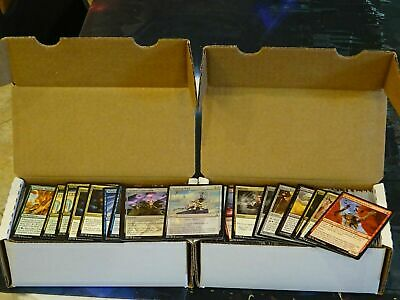 1000+ Bulk Magic The Gathering Cards - Common and Uncommon & FREE SEALED  PROMO