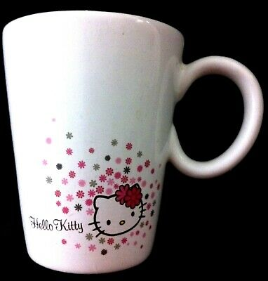 Hello Kitty Acrylic Clear Cups Set of 2 Cute Sanrio Durable Lovable Great Buy!