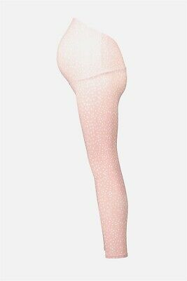 Cotton On Body Maternity Lifestyle 7/8 Tight  In  Peony Pink Spotimal