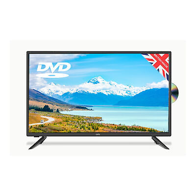 "Cello 32"" Inch HD Ready LED TV with Built-in DVD Player and Freeview"